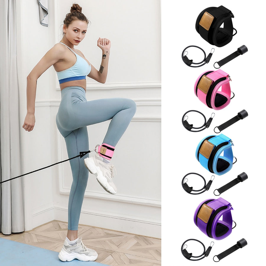 Resistance Band  Ankle Straps