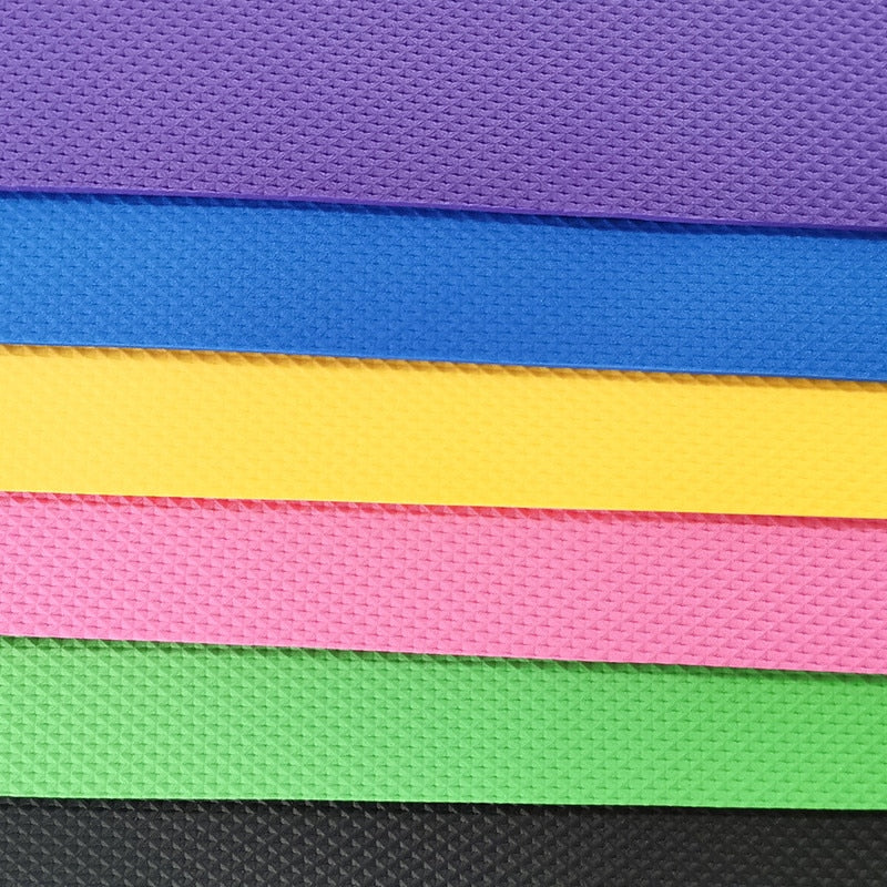 4 MM Thick And Durable NBR Yoga Mat
