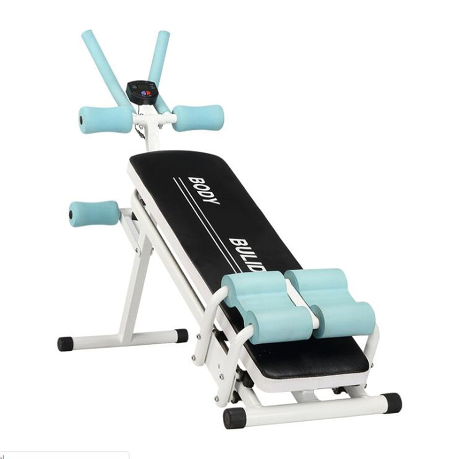 Adjustable 2 In 1 Abdominal Trainer