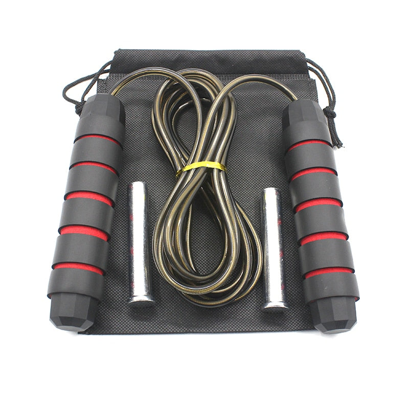 Adjustable Ball Bearings Jump Rope