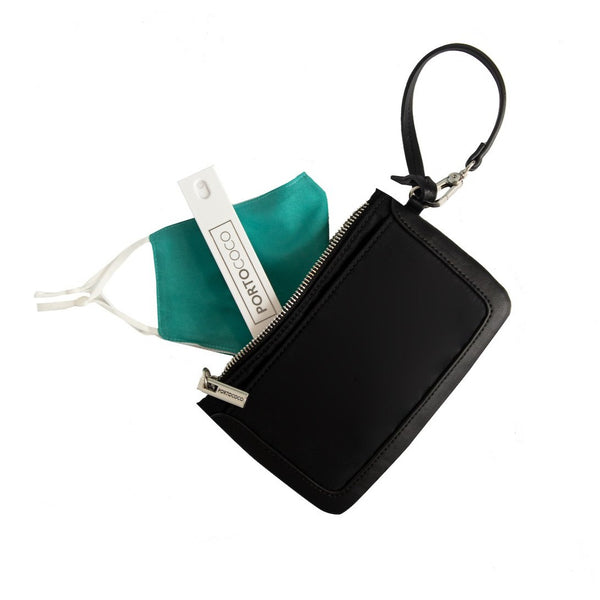 Black Carry Pouch