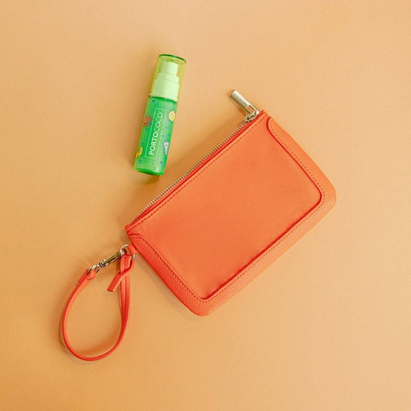 Orange Carry Pouch