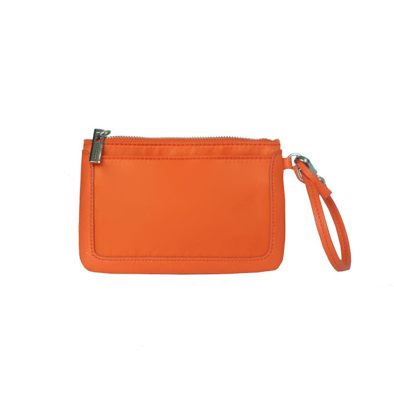 Orange Hand Sanitizer Pouch
