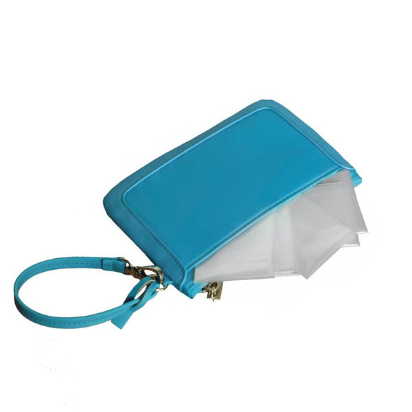 Sky Blue Carry Pouch