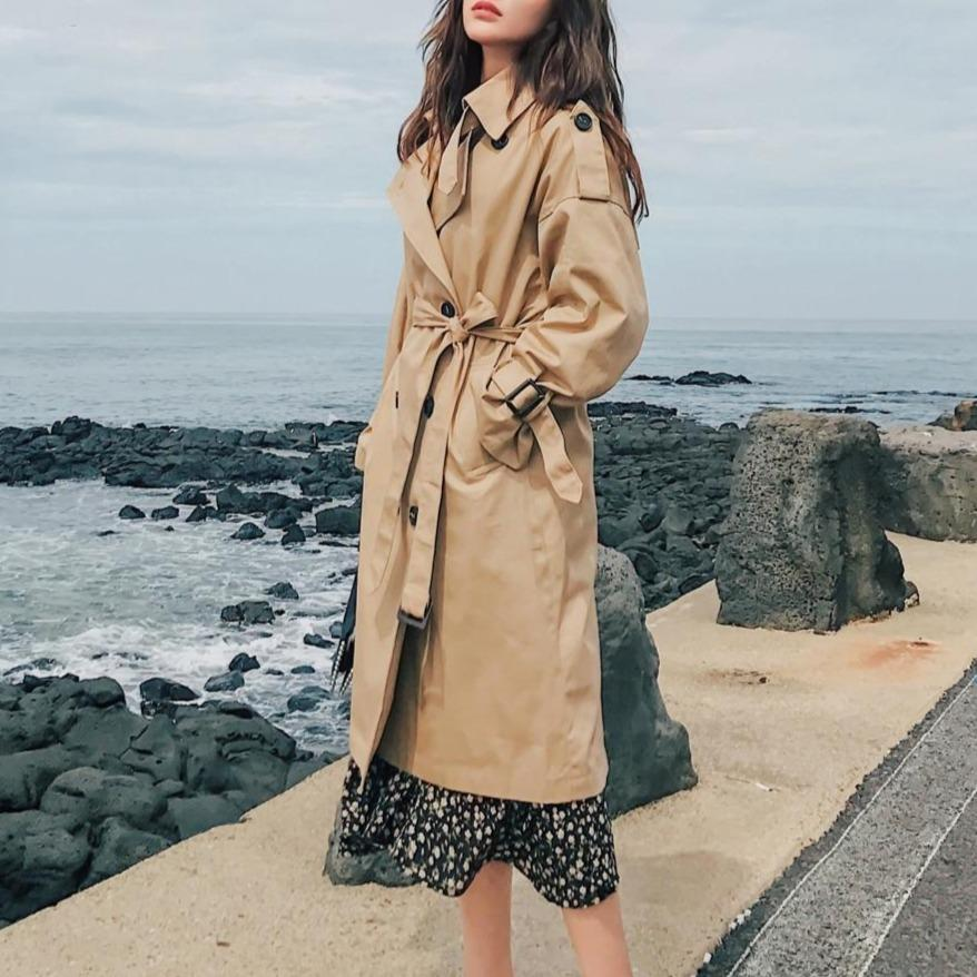 LuxWear Quality Trench Coat