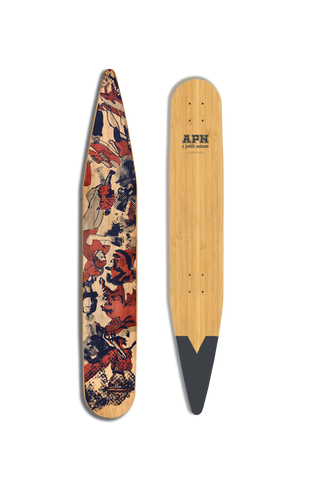 "Harry Tennant 43"" 'it's just a ride' Cruiser - deck only"