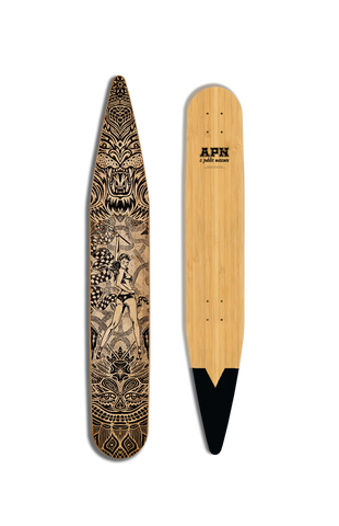 "Pedro Oyarbide 43"" 'it's just a ride' Cruiser - deck only"