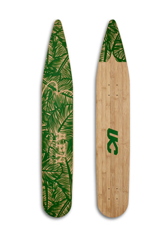 "Evisu & Ugly Kids Club limited edition 43"" Emerald"