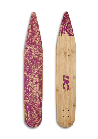 "Evisu & Ugly Kids Club limited edition 43"" Magenta"