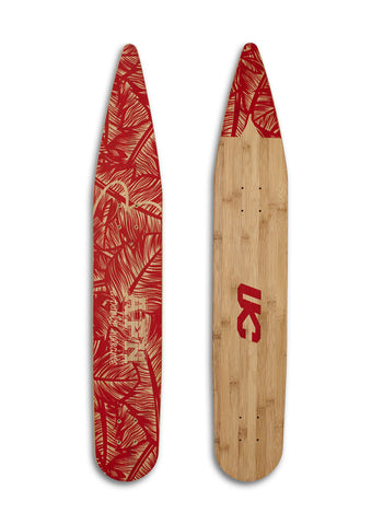 "Evisu & Ugly Kids Club limited edition 43"" Red"