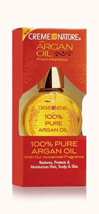 Creme of Nature Argan Oil 100% Pure Argan Oil