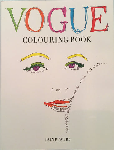 Vogue Colouring Book - plum.boutique - 1