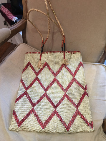 Enshalla Red & Gold Bag