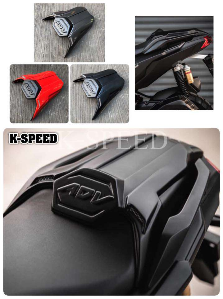 K-SPEED-ADV36 Rear Seat Cover ADV