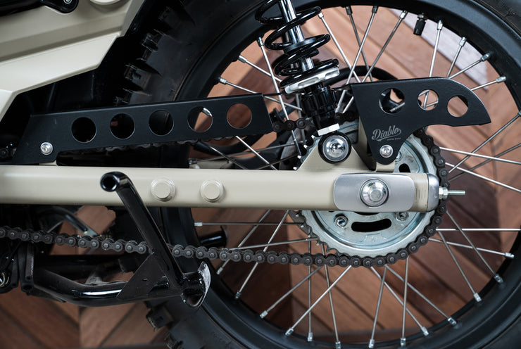 K-SPEED-CT00 Chain Cover CT125