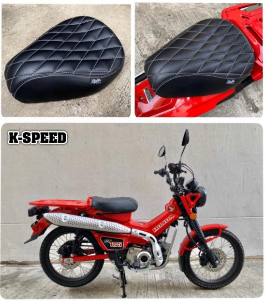 K-SPEED-CT02 シート CT125