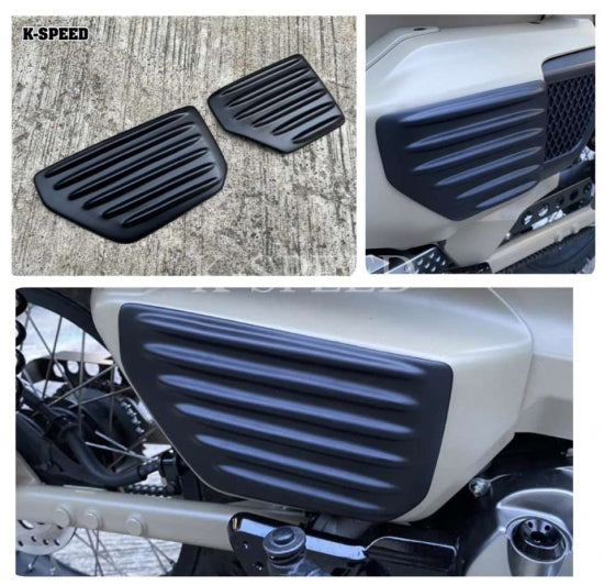 K-SPEED-CT21 Side Pocket Cover CT125