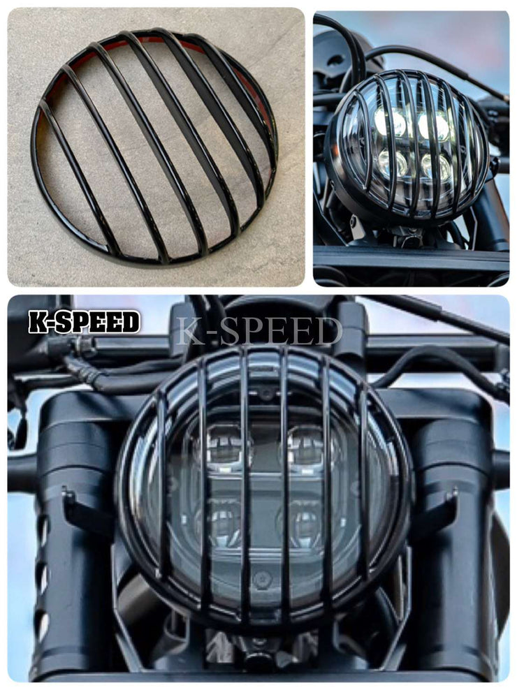 K-SPEED-RB0124 Headlight Cover Rebel250, 300 & 500 Year 2020