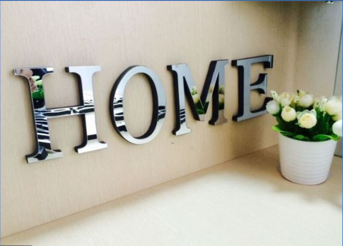 home  3D wall decor stylish!
