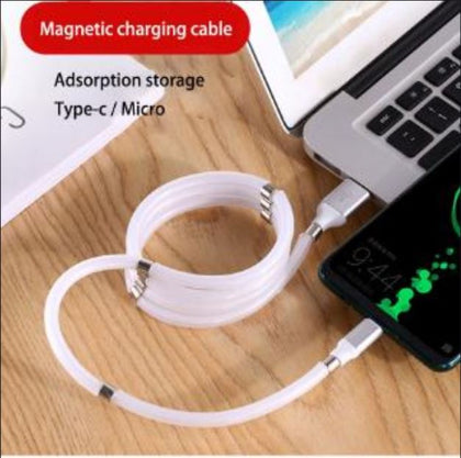 iPhone Magnetic Magic rope USB cable