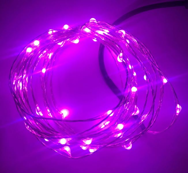 LED USB Powered  Curtain lights