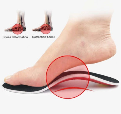 Arch Support Insoles Gel Pad