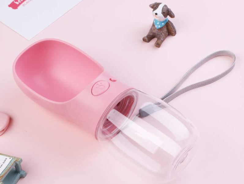 Dog Water Bottle dispenser