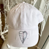 Architectural Heart Baseball Cap