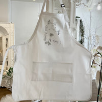 Good Morning Glory Apron