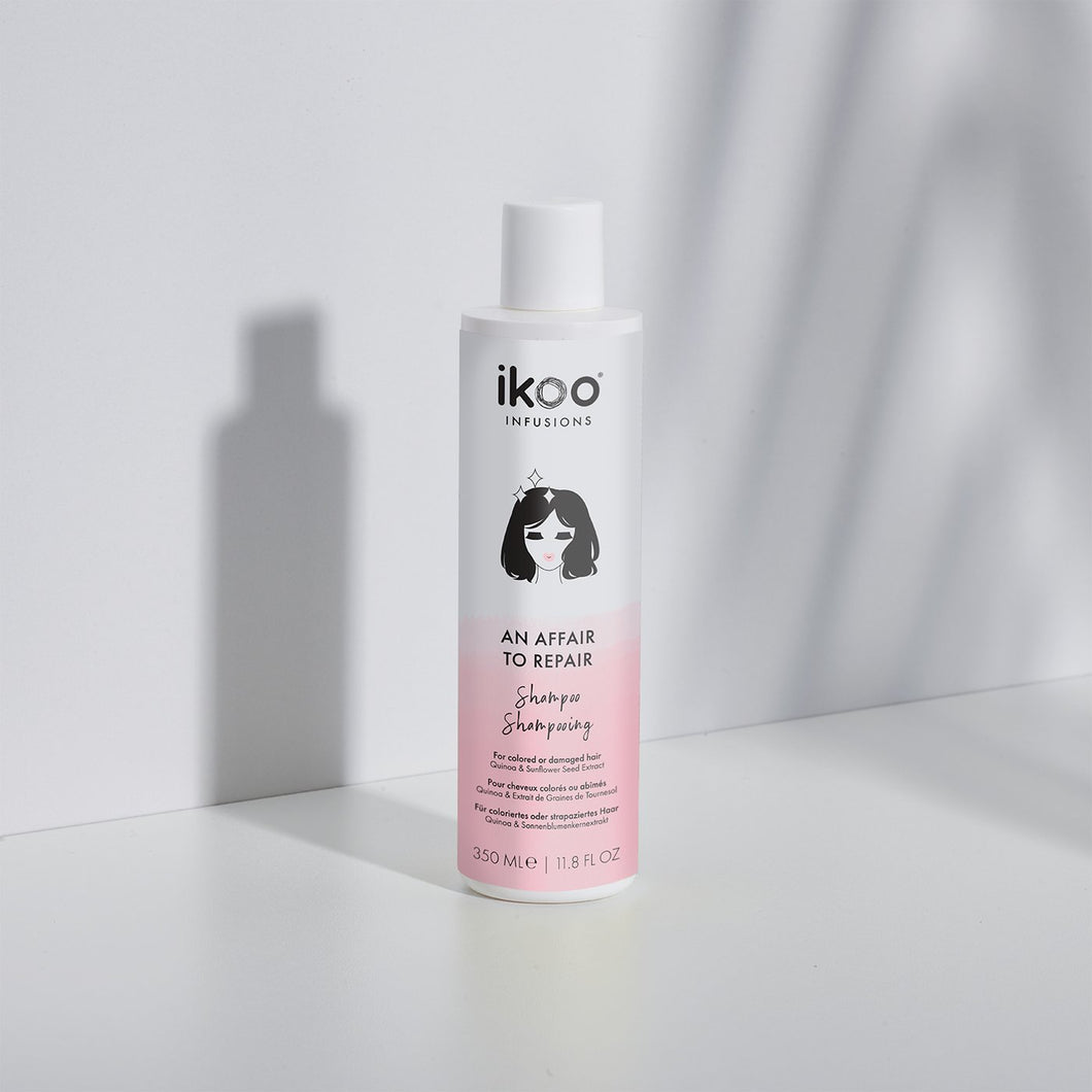 ikoo Shampoo - An Affair to Repair