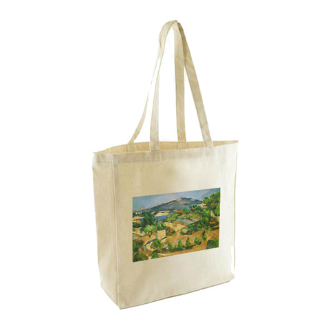 Cezanne Canvas Bag