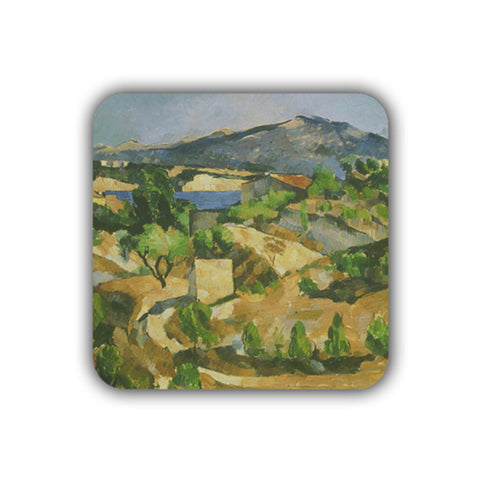 Cezanne Set of Four Coasters