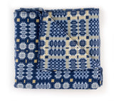 Tapestry blanket - Blue