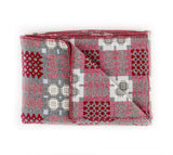 Tapestry blanket - Red