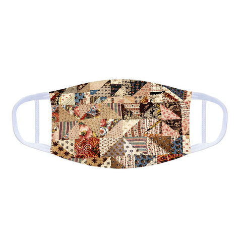 Patchwork Quilt Face Covering - Quilt 3