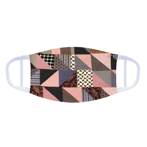 Patchwork Quilt Face Covering - Quilt 5