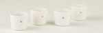 Set of 4 egg cups
