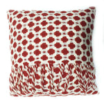 Lifestyle Wool Cushion Small - Red