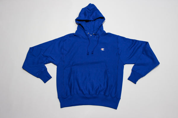 Mens' Pullover Royal Blue