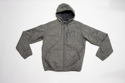 Mens' Diamond Quilted Bomber