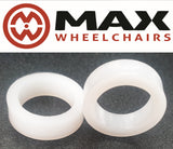 Wheelchair Axle Spacers
