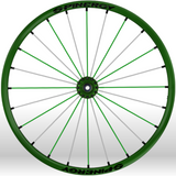 Spinergy Wheelchair Wheels Sports slx green