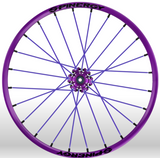 Spinergy Sport wheelchair wheel Light Extreme X Laced xslx all purple