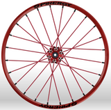 Spinergy Sport wheelchair wheel Light Extreme X Laced xslx all red