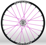 Spinergy Sport wheelchair wheel Light Extreme X Laced xslx pink