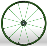 Spinergy Everyday Wheelchair Wheels: Light Extreme LX model green green