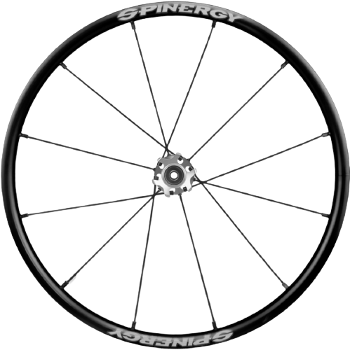Spinergy Everyday Wheelchair Wheels: Light Extreme X-Laced