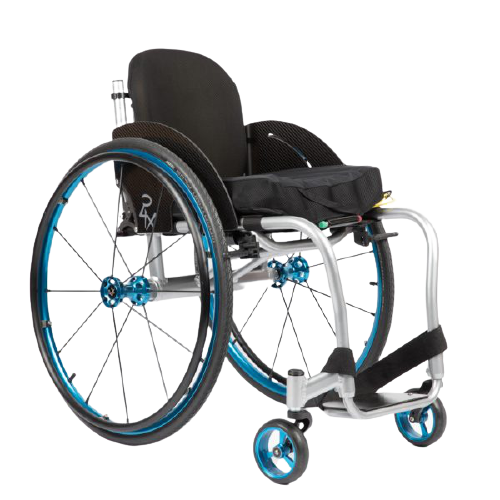 Per4max Skye lightweight manual rigid wheelchair