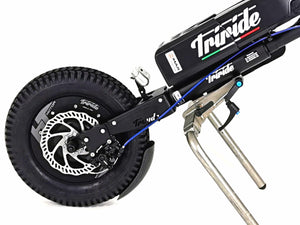 Triride Special Compact High Torque HT All Road wheelchair power assistance frame