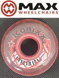 Konixx Rebel Wheelchair Sports Castor